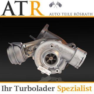 Turbolader Renault Laguna II 1.9 dCi F9Q758 96 Kw 755507 5008S