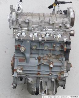 OPEL ZAFIRA B 1,9 CDTI MOTOR _ Z19DTH_ 80000 Km Bj2008