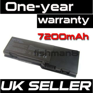 Laptop Battery for Dell Inspiron 6400 1501 E1505 GD761 KD476 PD942