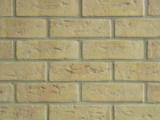 18,39 o/m²) Handform Verblender WDF Klinker gelb Vormauer Ziegel