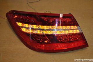 Original MERCEDES W207 C207 A207 LED Rückleuchte LINKS AUßEN TOP