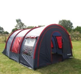 Ultracamp Kennedy 4 Man/Person/Berth Large Camping Tent