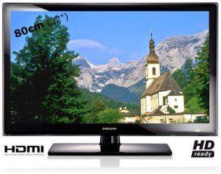 Samsung 80cm (32) LED TV Fernseher schwarz HDMI USB EPG ci+ HD Ready