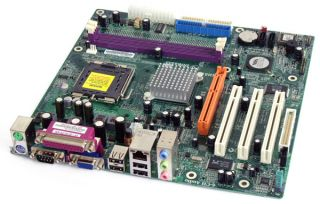 ECS EliteGroup P4M800PRO M V1.0A So.775 SATA AGP 8x VGA