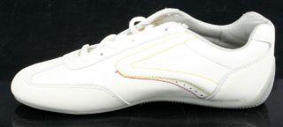 Dunlop Schuhe Grand Prix Weiss Grau *F