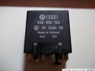 VW Golf 3 1,9 TD 90PS 1Y Mot. Stg. 028906124 Bj.96