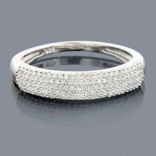 Echtschmuck Ringe Diamanten 585er Weißgold Brillantring Brillanten