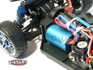 FERNGESTEUERTES HSP RC RACE CAR ELEKTRO AUTO RENNAUTO 65KM/H 110 RTR