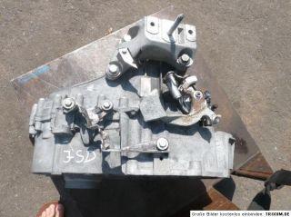 Gang Schaltgetriebe von VW SHARAN 7M _ JSD __ Getriebe 47Tkm