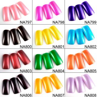 Nagellack Nail Polish 12 Metal Farben zur freien Auswahl fraulein 38