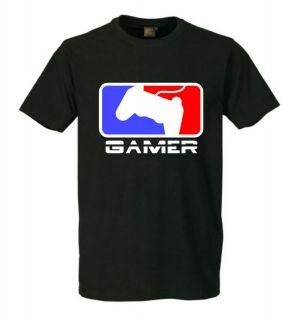 Gamer T Shirt Super Mario, Zelda, Kult, Nintendo