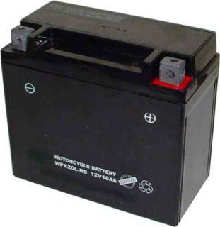 Gel Batterie für Harley FLT FLHT FLHR 1980 96 66010 82B