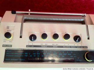 DDR RFT Radio Stern Party Recorder SKR 1200 ,,Radio,,Kofferradio