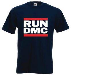 Run DMC T shirt Preiswert Comic Fun Hip Hop Rap