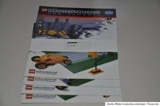 LEGO Mindstorms RCX 9723   ROBOLAB Cities and Trasportation Set   neu