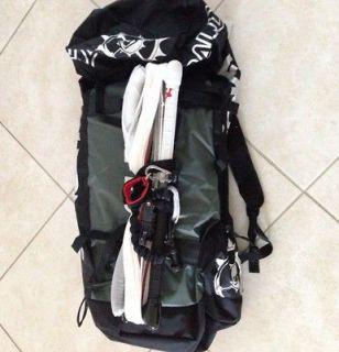 5m slingshot Octane bow kite complete