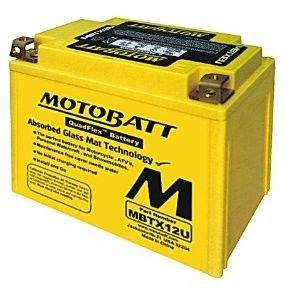 MOTOBATT Batterie SUZUKI VS 800 Intruder VS52B 92 97