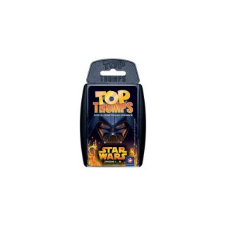 Star Wars Episode 1 3 Top Trumps