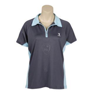 LPGA/TS 823 Shirt Gr.16 (42) in anthrazit