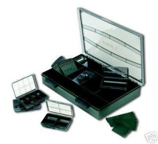 Fox F Box Deluxe Large Single Box System Tacklebox NEU