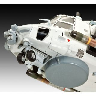 NH 90 NFH   Marine (Navy), Revell Hubschrauber Modell Bausatz, 04651