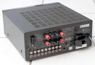 Onkyo R 811RDS RDS Stereo Receiver mini, nur 27,5cm breit!