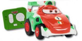 Dickie Toys Disney Cars 2 Mini Speeder Francesco Auto Ferngesteuert ca