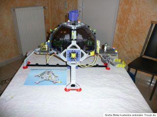 Playmobil Raumstation MIR 3079 mit BA Sammlung kg Karton rar TOP
