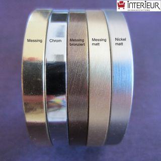 MHZ Gardinenring in versch. Farben für Stangen Ø28mm mit
