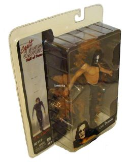 Cult Classics Hall of Fame Series 3 The Crow Eric Draven 17 5 cm Figur