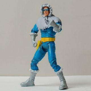 D59 DC UNIVERSE Atom Smasher SERIES WAVE 7 Captain Cold