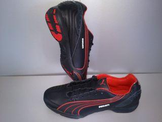 DUCATI Puma MOTORAZZO AW12 Sneakers Turnschuhe Schuhe schwarz NEU 2013