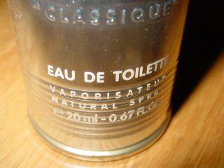 Jean Paul Gaultier Classique 20ml EDT Spray / Eau De Toilette NEU/OVP