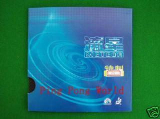 Meteor 845 Short Pips Out Table Tennis Rubber/Sponge