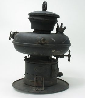VERY RARE GERMAN PETROMAX 834 KEROSENE LANTERN LAMP