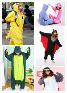 Kigurumi lover Pajamas /Pikachu Cosplay Anime Costume/Halloween/Fancy