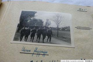 Top Foto Alben DK Träger JG53 La Rostelle Ergänzungsgruppe