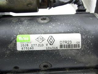 RENAULT Espace III 2.2 12V TD Anlasser Starter 875160 D7R23 Valeo