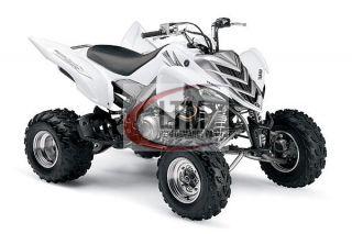 Geben Sie der neuen YAMAHA YFM 700 R das neue Supersportliche Design