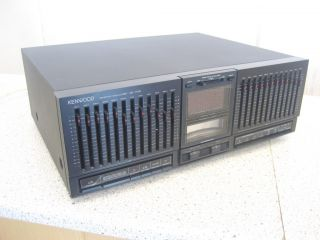 Kenwood GE 1100  GE1100  Graphic Equalizer
