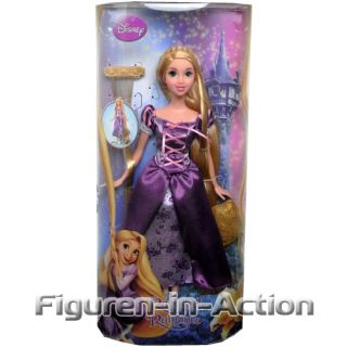 Disney Princess RAPUNZEL Barbie Puppe Raiponce T3244 Mattel Tangled