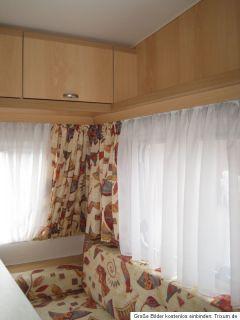 Wohnwagen Bürstner Fun  Top Zustand   Tour Caravan   Extras gratis