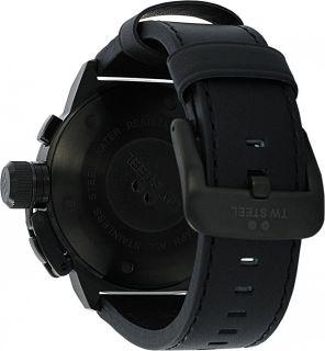 TW STEEL Cool Black TW 901 XXL Herrenuhr 50mm
