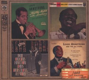ARMSTRONG, LOUIS   LOUIS ARMSTRONG   CD ALBUM MUSIC AGE
