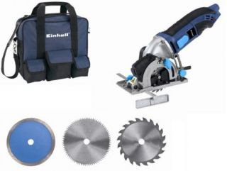 Einhell BT CS 860 Kit Mini Hand Kreissäge