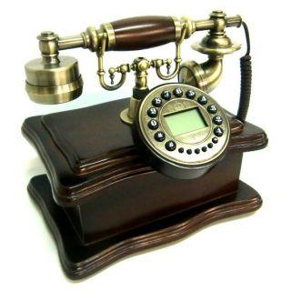 Antik Telefon Nostalgietelefon Armadia   1920 Handarbeit Design