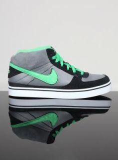 Nike 6.0 Mavrk MId 2   Junior Sneaker   black/dark grey/green/white