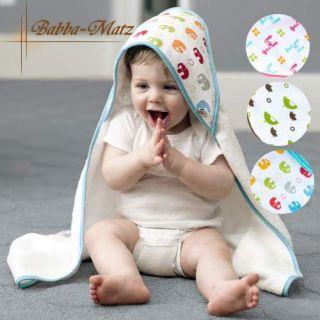 JJ Cole USA Baby Set Kapuzenhandtuch Badehandtuch Badetuch und