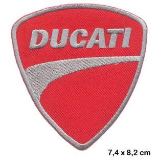 DUCATI Aufnäher Patches Motorrad Multistrada Hyperstrada SBK MotoGP