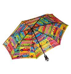 MINI Pop Style Umbrella Regenschirm BMW Schirm